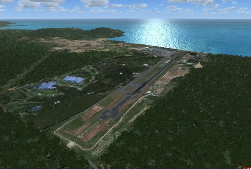 tic普吉岛机场地景