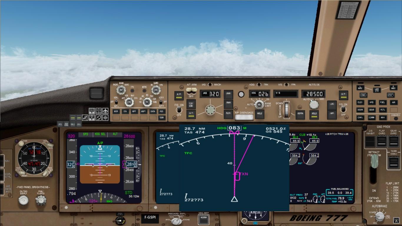md-80飞机机型md-80飞机机型md-80介绍; a320飞机驾驶舱图解; 波音767