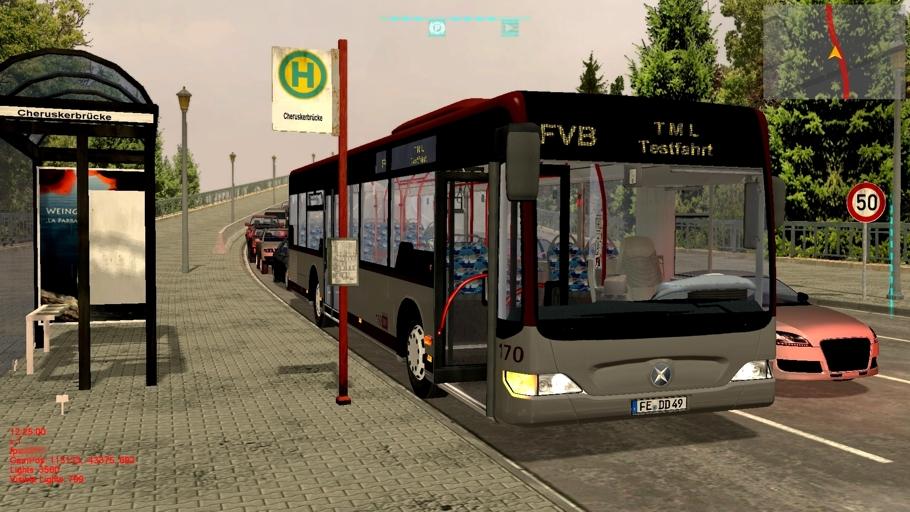 欧洲巴士模拟器2012 simFlight China