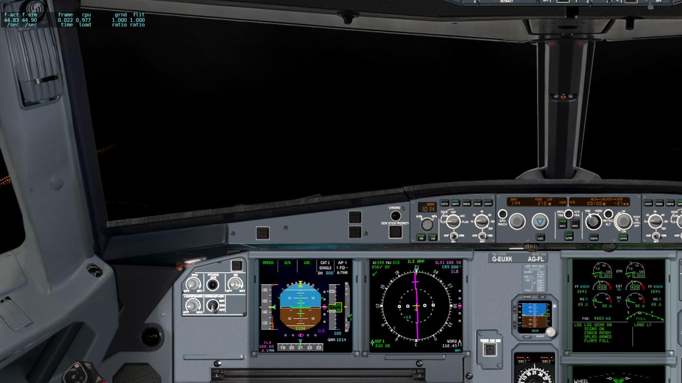 X-Plane及UFMC评测