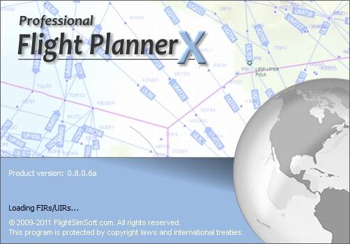 FlightPlannerX