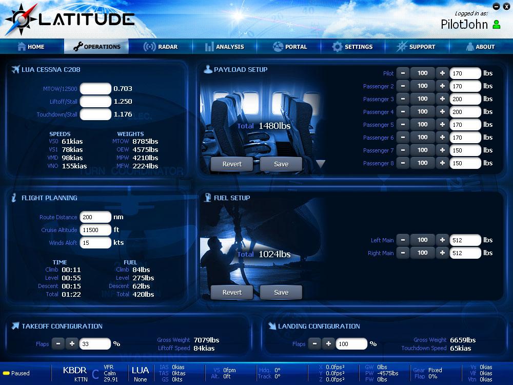 REX_latitude_payload