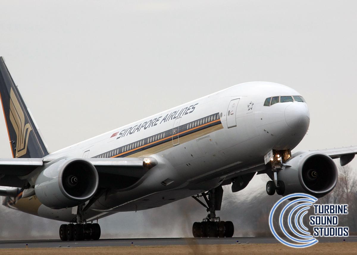 800系列发动机,驱动777系列飞机