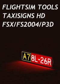 FlightSimToolsTaxiSignsHD