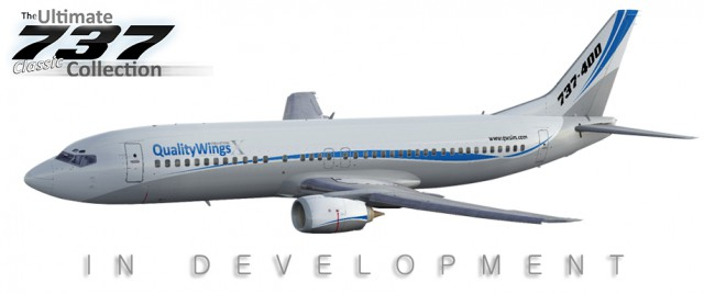 QualityWings_ultimate_737_development