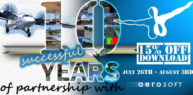 Aerosoft_10years_partnership