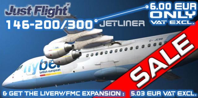 JustFlight_146_Jetliner_sale