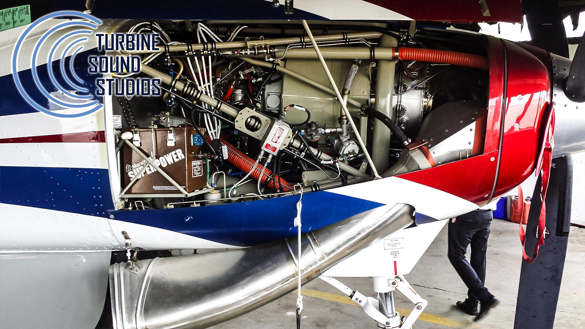TURBINE SOUND STUDIOS – 塞斯纳208 PW-PT6 高清音效包飞行员版本FSX P3D
