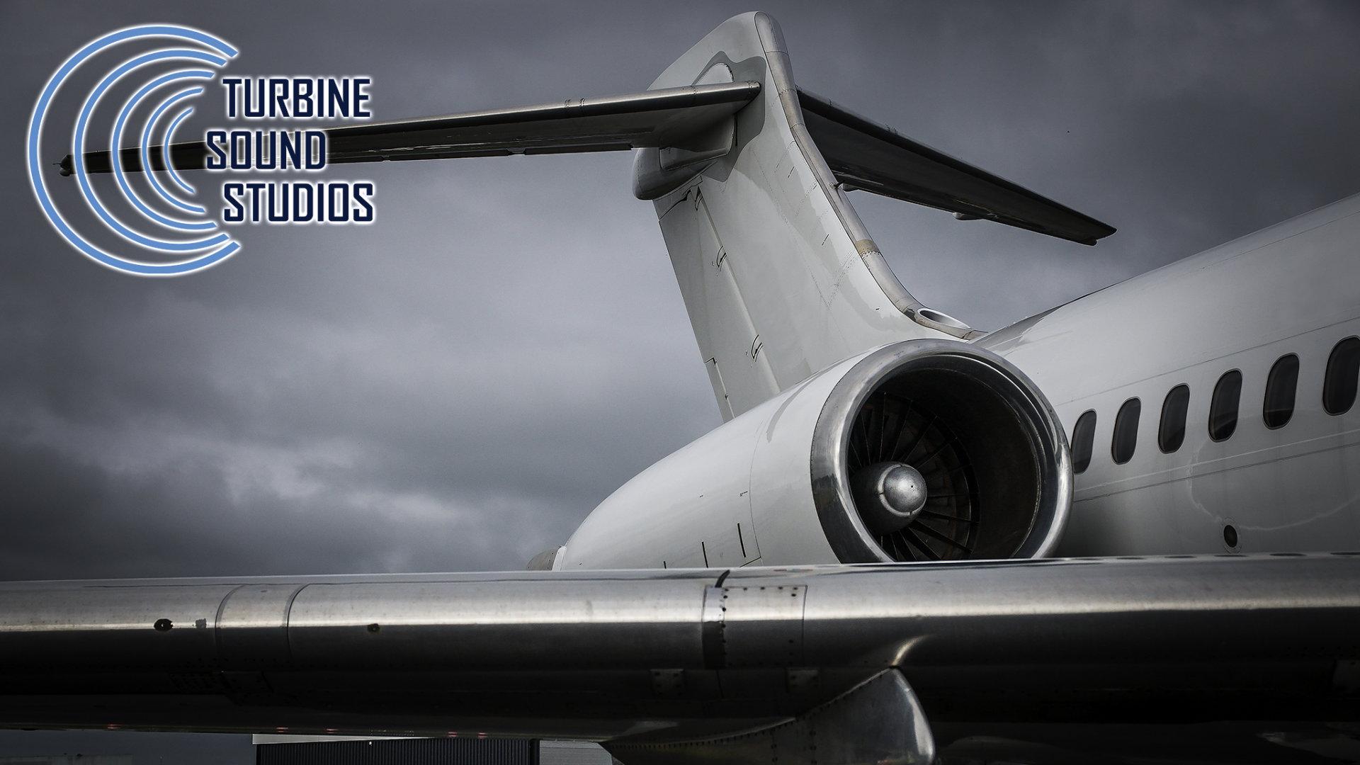 TURBINE SOUND STUDIOS – 麦道MD-8X JT8D 高清音效包飞行员版本FSX P3D