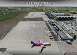 DRZEWIECKI DESIGN – 波兰机场合辑 卷1 X (V5) EPGD EPKT EPRZ EPLB FSX P3D