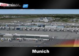 AEROSOFT – SIM-WINGS 德国-慕尼黑国际机场 EDDM 专业版 P3D
