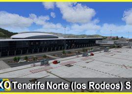 RFSCENERYBUILDING – 西班牙-北特内里费机场 GCXO P3D5