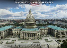 DRZEWIECKI DESIGN – 华盛顿城市地标 MSFS