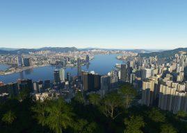SamScene – 香港城市地景 MSFS 预览