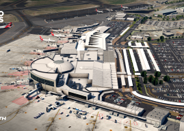 AXONOS – 澳大利亚-珀斯国际机场 YPPH X-PLANE 11