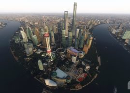 AMJ SCENERY STUDIO – 中国系列地景 – 上海城市地景 – XP11