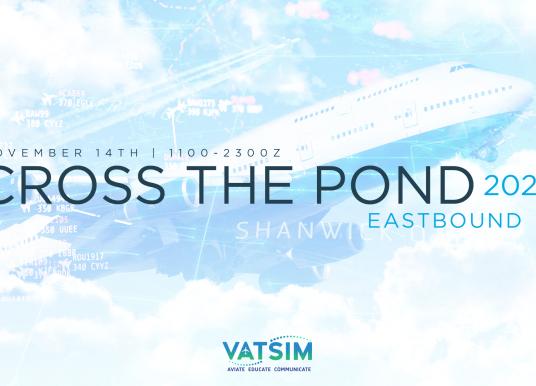 VATSIM CTP东向活动 起降机场名单出炉