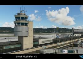 FSDREAMTEAM – 瑞士-苏黎世国际机场 LSZH MSFS
