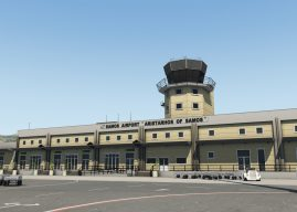 SKYLINE SIMULATIONS – 希腊-萨摩斯机场 LGSM V2 X-PLANE 11