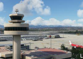JUSTSIM – 西班牙-马略卡岛-帕尔马机场 LEPA MSFS
