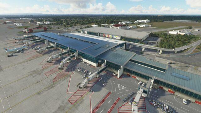ROMAN DESIGN – 加拿大-渥太华-麦克唐纳·卡蒂埃国际机场 CYOW MSFS
