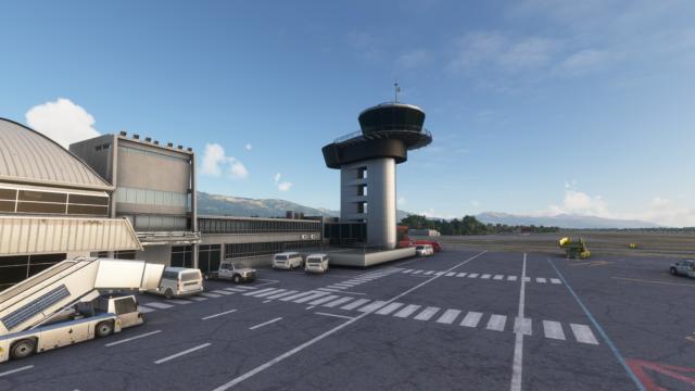 NO LIMIT SKY – 法国-巴斯蒂亚-波雷塔机场 LFKB MSFS