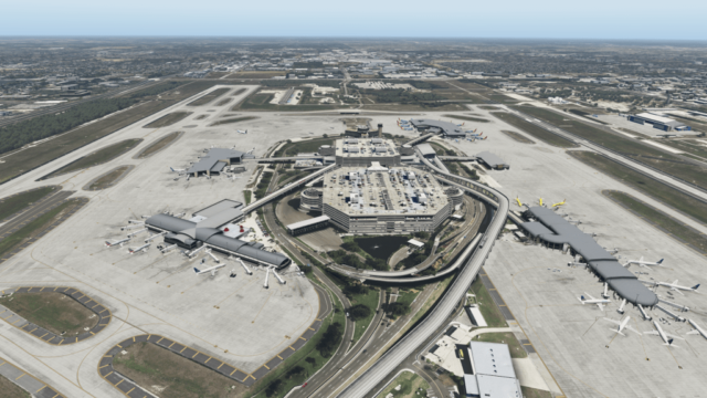 VERTICAL SIMULATIONS – 美国-坦帕国际机场 KTPA X-PLANE 11