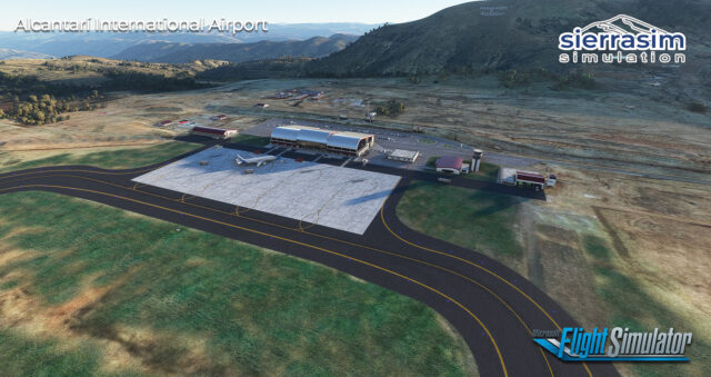 SIERRASIM SIMULATION – 玻利维亚-苏克雷-阿尔坎塔里国际机场 SLAL MSFS